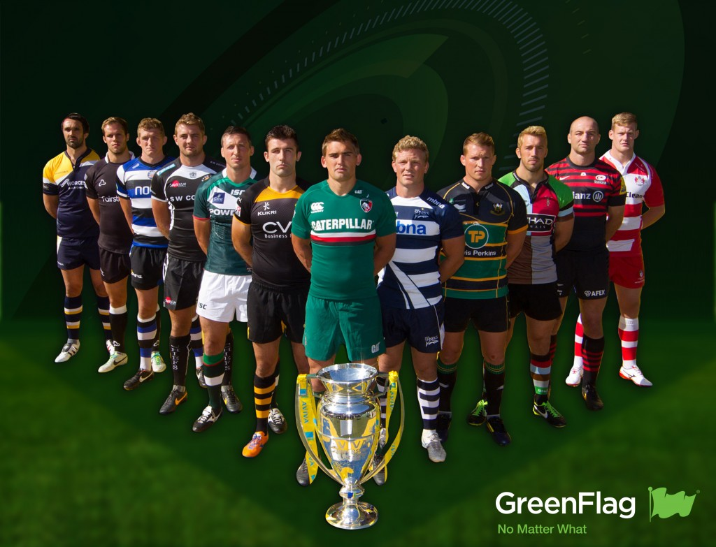 Rugby sponsorship launch