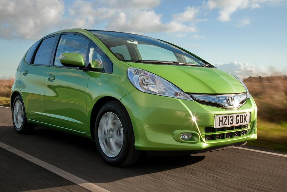 Honda Jazz (© Honda UK)