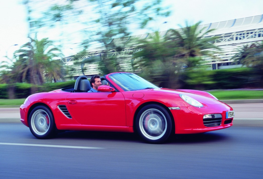 Porsche Boxster used car buying guide