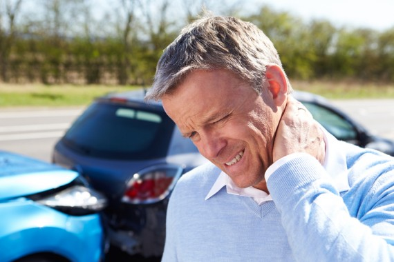 Whiplash injuries very difficult to prove (Picture © Monkey Business Images)