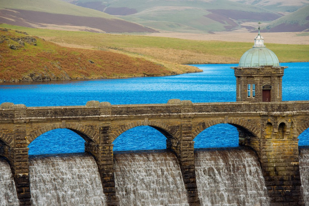 The Elan Valley, Wales