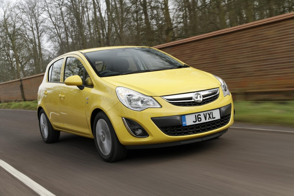 Comfortable, safe, practical and readily available (Picture © Vauxhall)