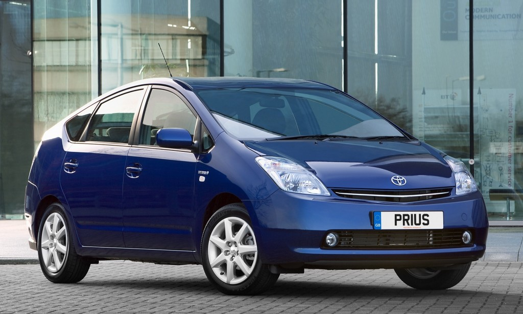 Toyota had to recall millions of vehicles including the Prius (Picture © Toyota)