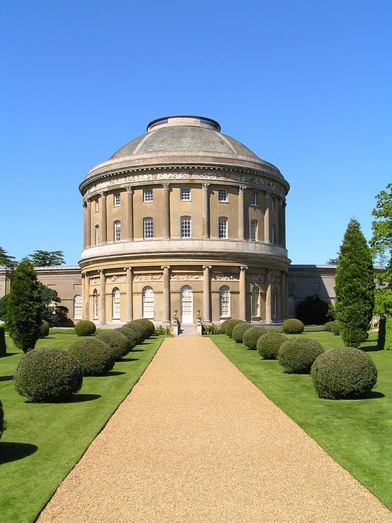 A touch of Italian influence comes to Suffolk at Ickworth (Picture © National Trust)