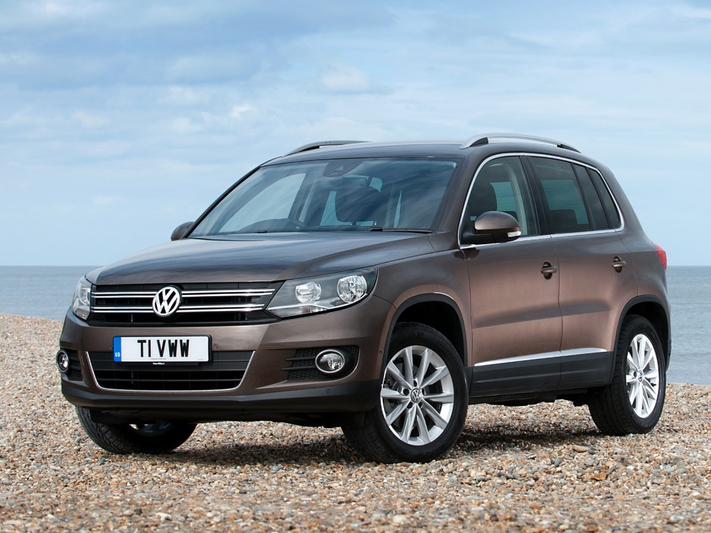 VW Tiguan: Consistently good in all areas (Picture © Volkswagen)