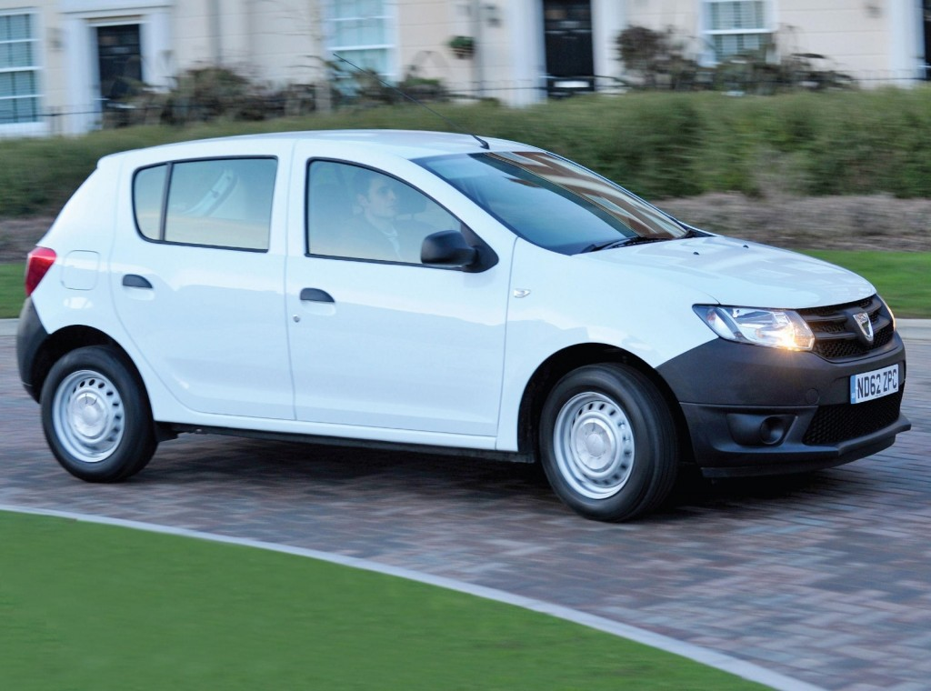 Dacia Sandero is cheap and for anyone wanting great MPG the diesel version is cheerful too (Picture © Dacia)