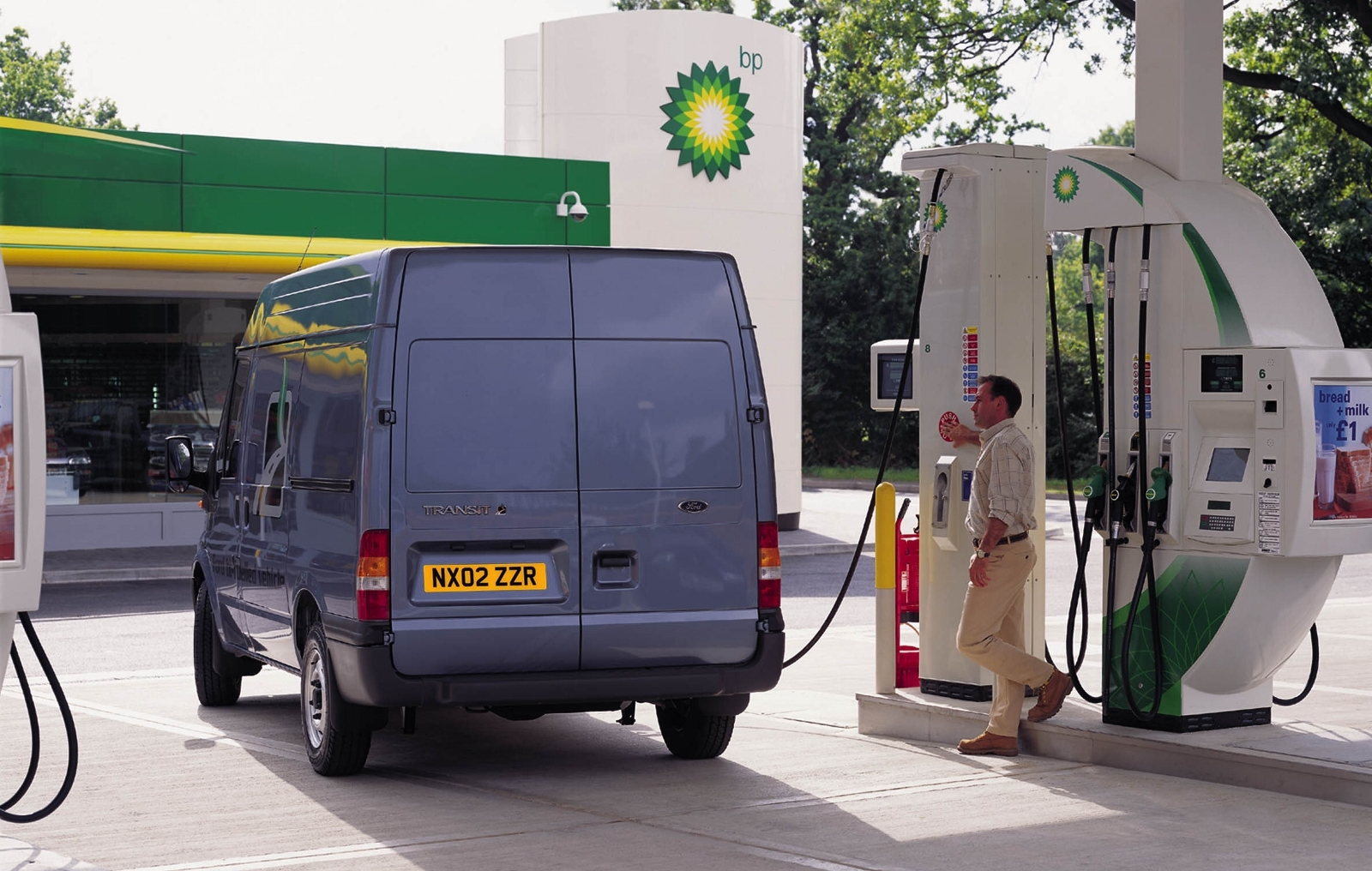 Cheap fuel prices