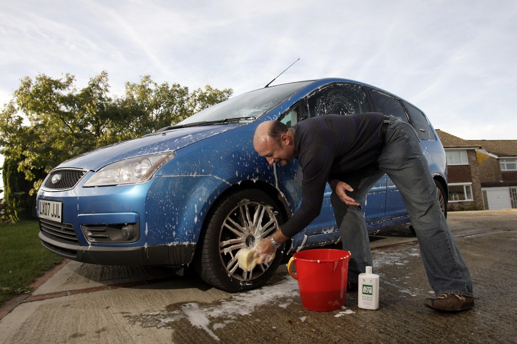 Clean and care for your car this winter