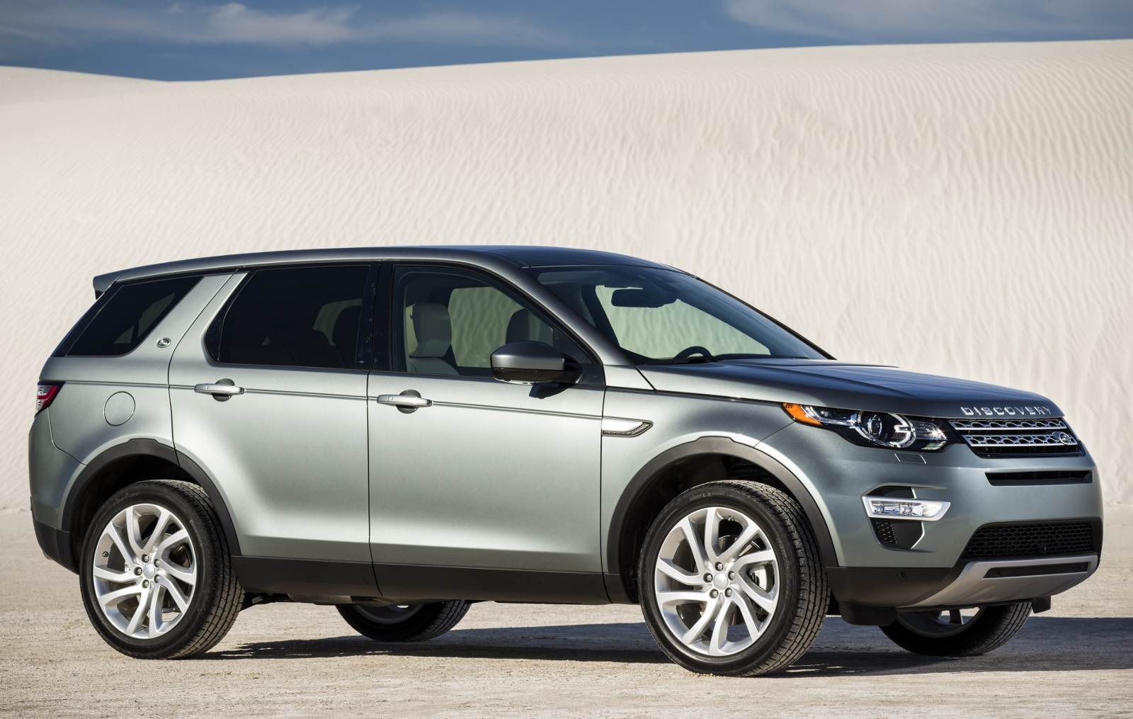 Discovery Sport Lifted >> New cars for 2015 - Green Flag
