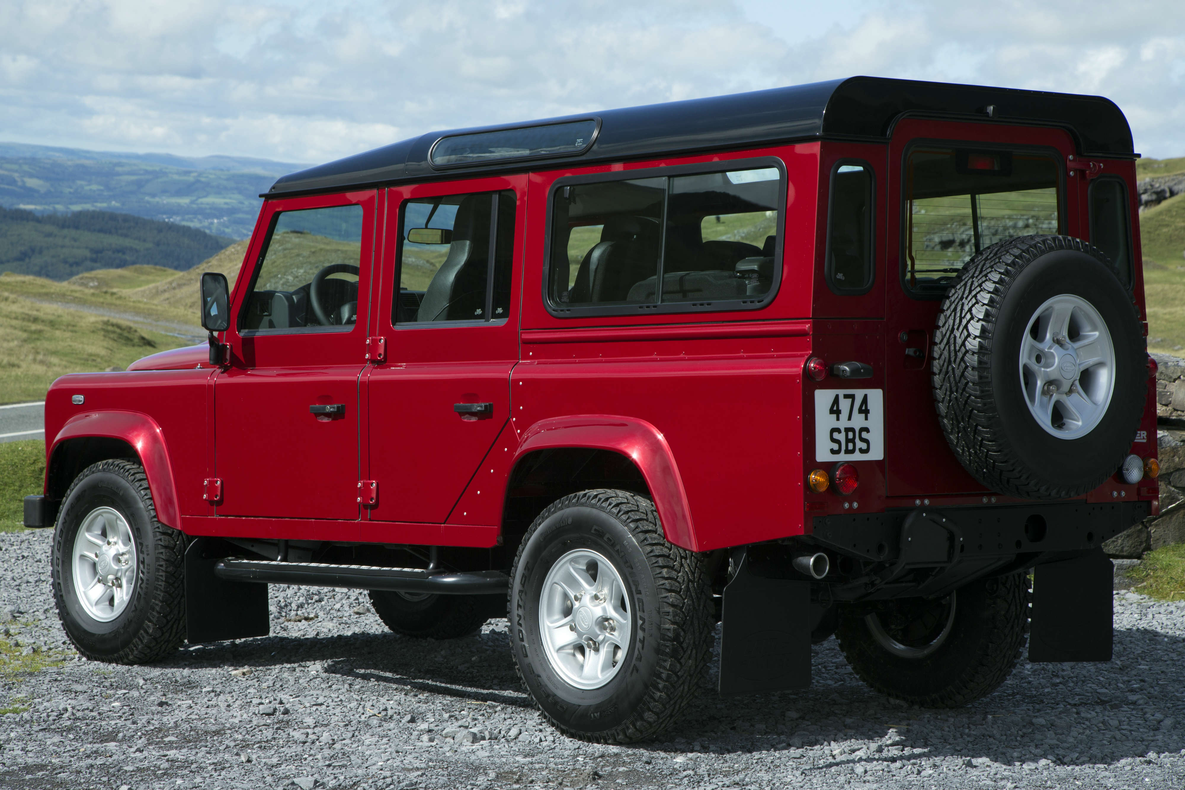 news rover buy can old defender revealed landrover an t one works land new a wait for