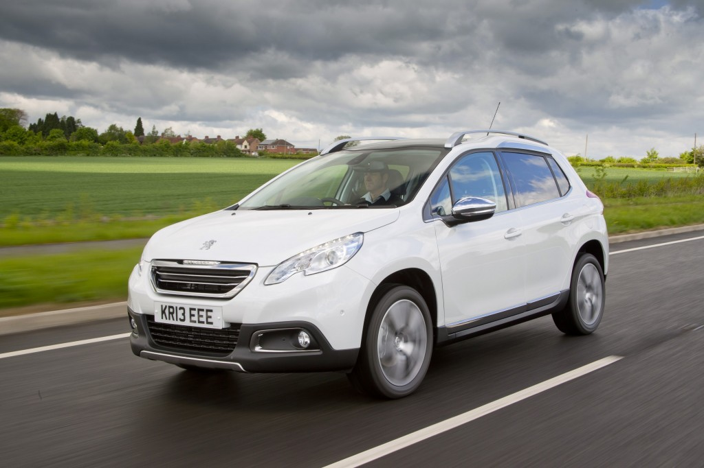 Small SUV Peugeot 2008