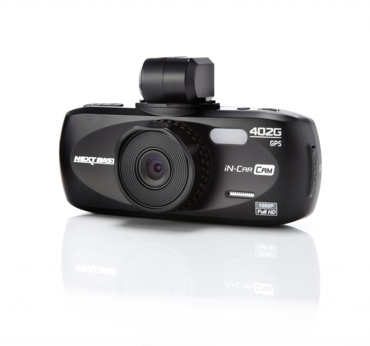 The Sunday Times Driving rated the Nextbase In-Car Cam 402 Professional as the best in-car dashcam for over £100