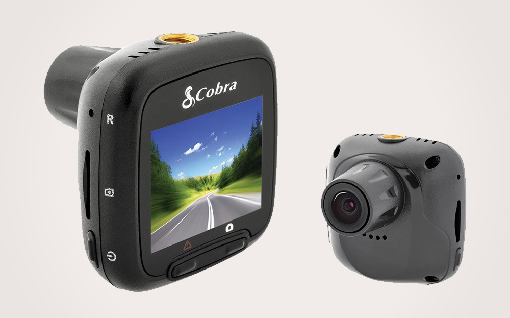 The Sunday Times Driving named the Cobra CDR 820 as the best dashcam for under £100