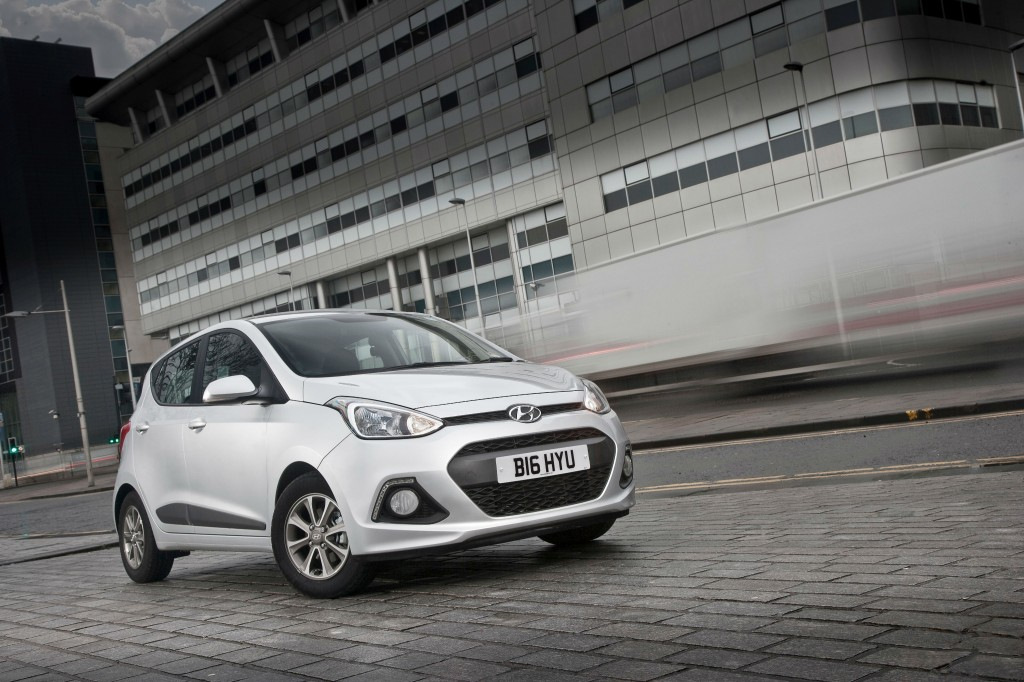 Hyundai i10 is the most reliable supermini, according to Auto Express readers