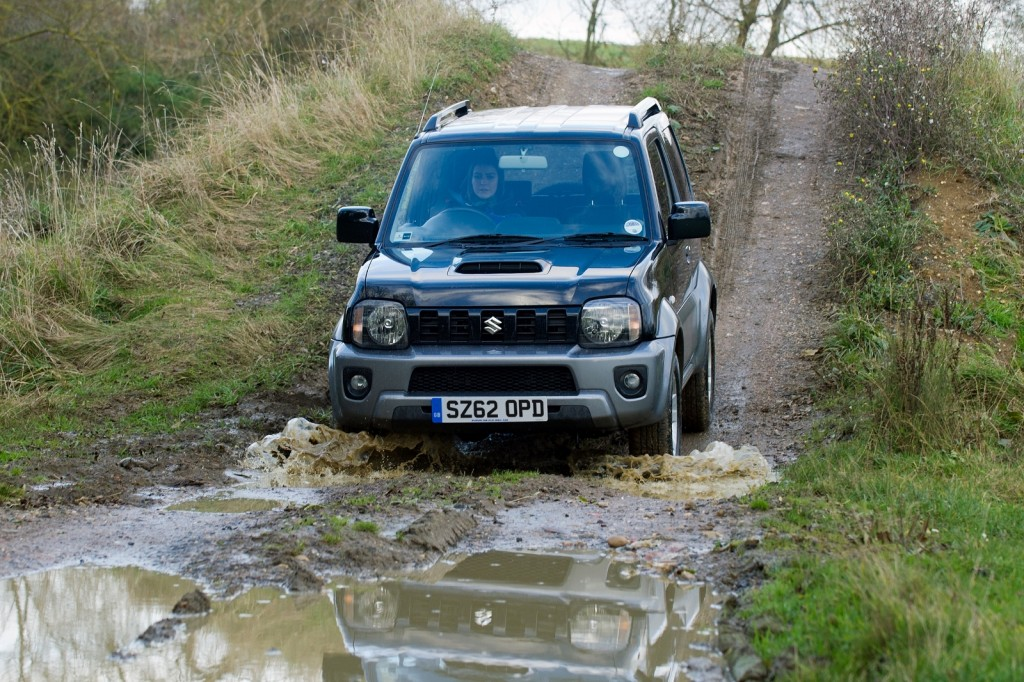 Proper off-roaders 4x4s