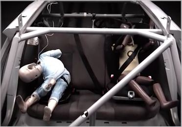 Britax warns of dangers of the basic booster seat