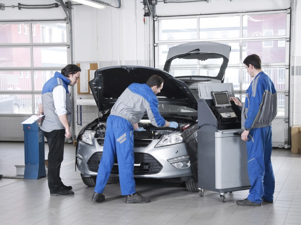 A car must be serviced to maintain any used car warranty