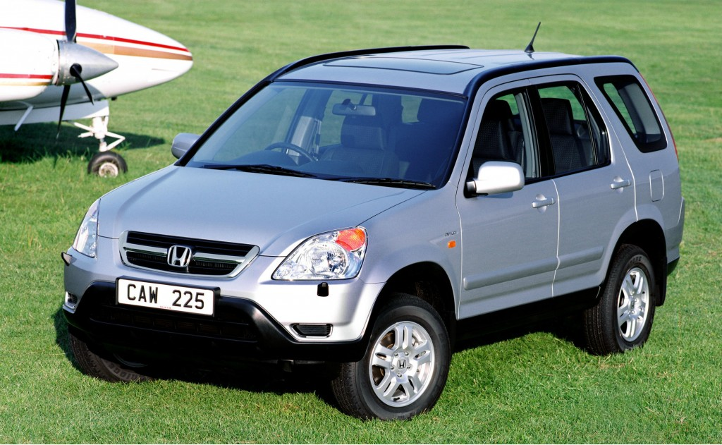 Honda CR-V is one of the best used SUVs for £1000