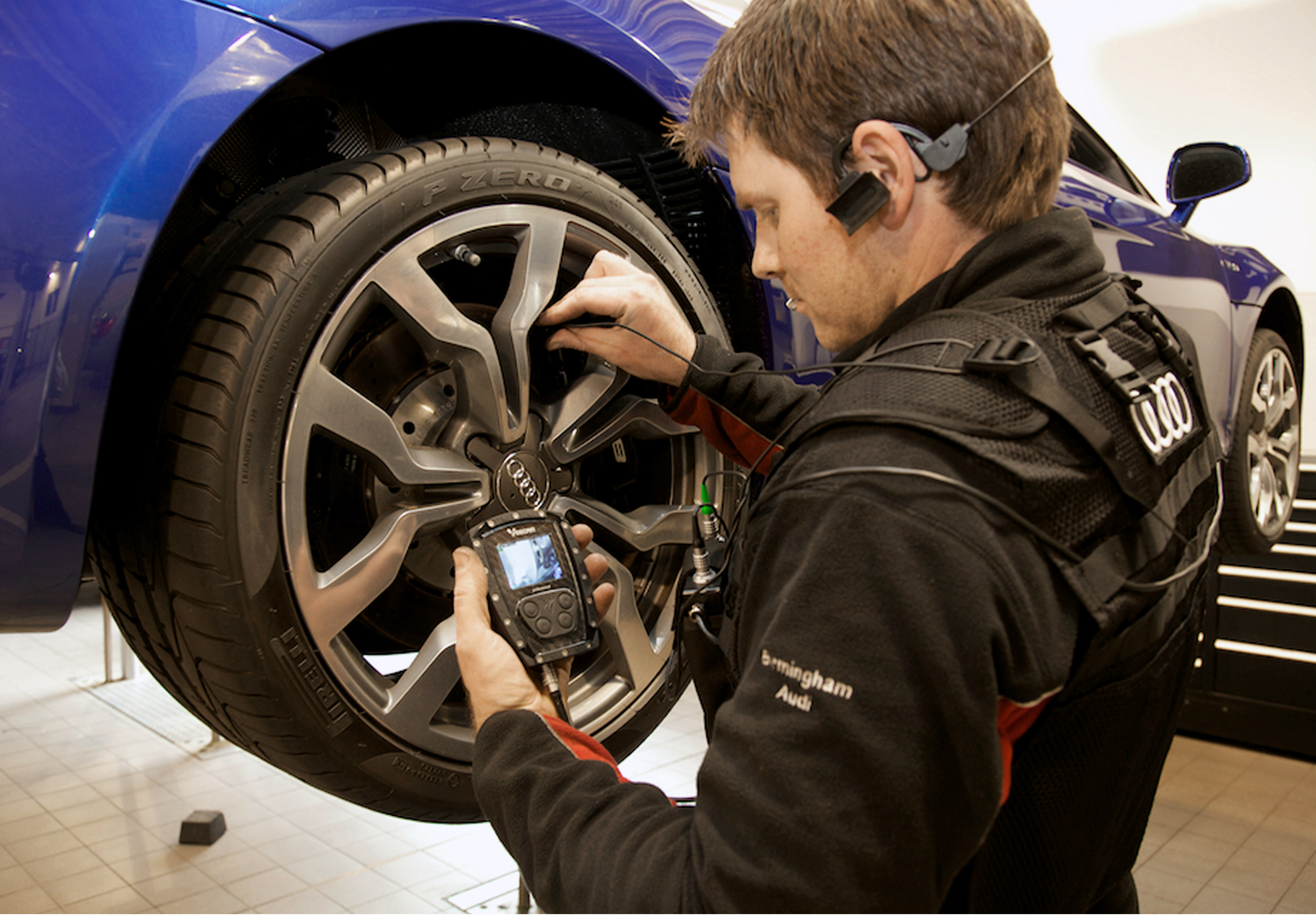 New cars must be serviced to maintain their warranty cover