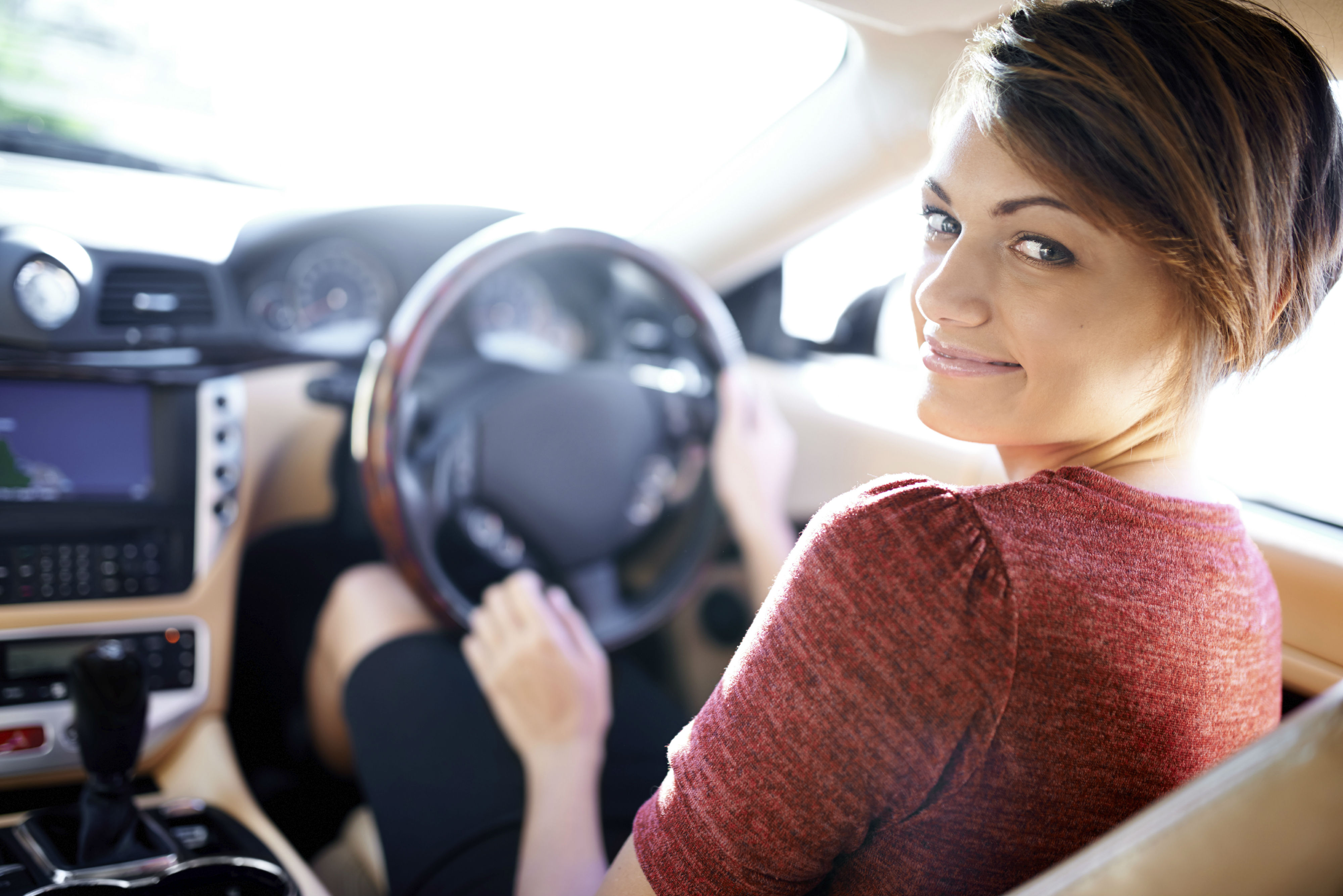 Back pain: guide to sitting comfortably when driving, with advice from the British Chiropractic Association