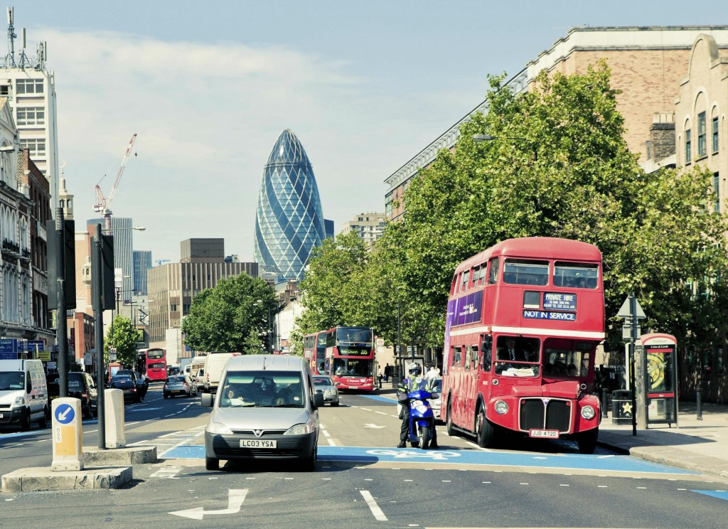 Bus lane fines are drivers' latest menace