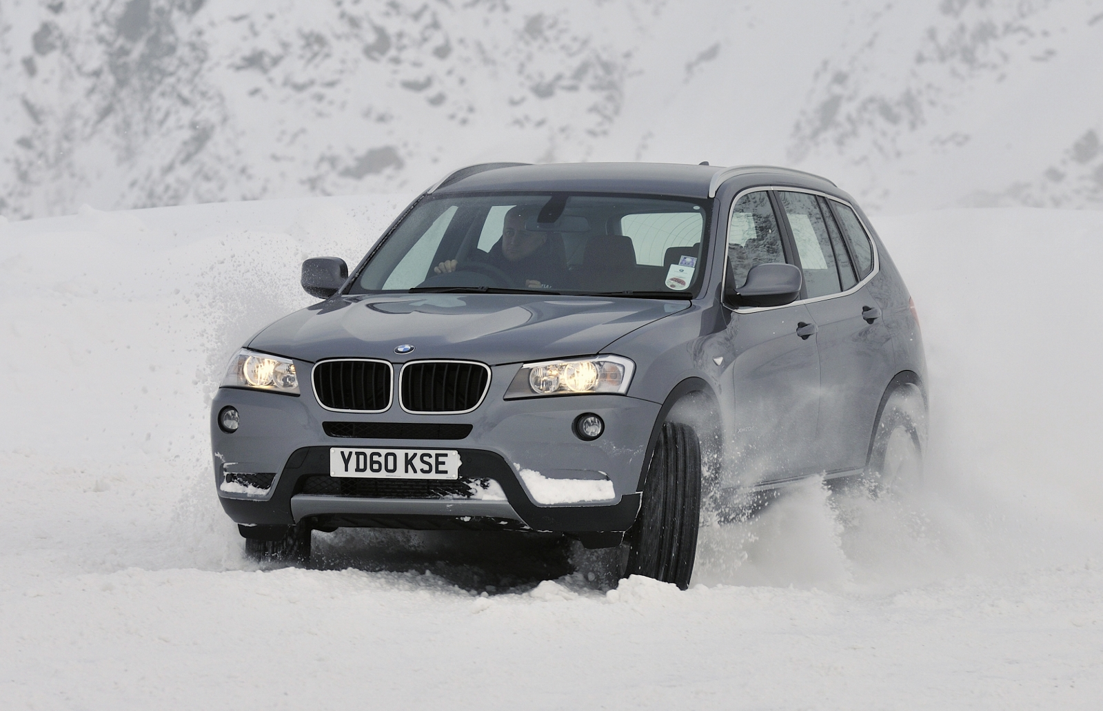 Winter Tyres Or 4x4 What S Best Green Flag