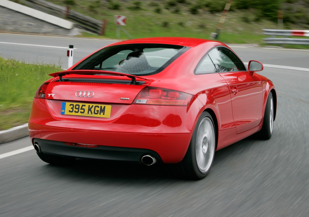 Used car buying guide: Best cars with four-wheel drive, including the Audi TT quattro