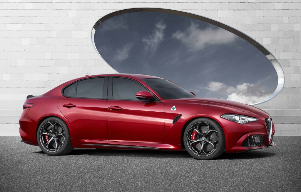 Coming to a showroom near you: the 20 hottest cars of 2016, including the Alfa Romeo Giulia
