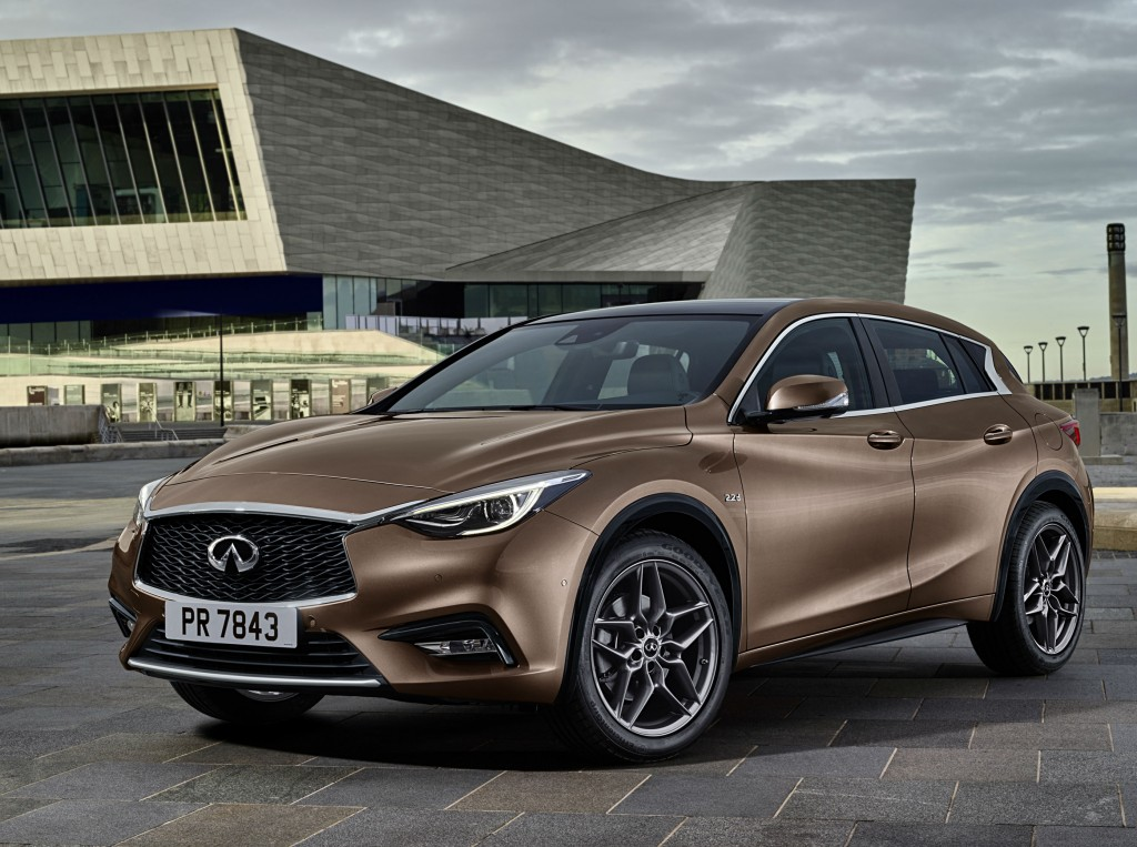 Coming to a showroom near you: the 20 hottest cars of 2016 including the Infiniti Q30