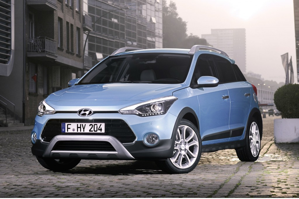 Coming to a showroom near you: the 20 hottest cars of 2016 including the Hyundai i20 Active