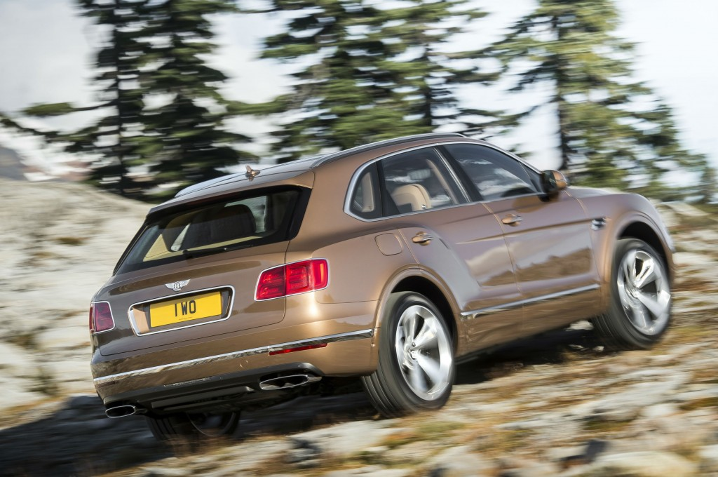 Coming to a showroom near you: the 20 hottest cars of 2016 including the Bentley Bentayga