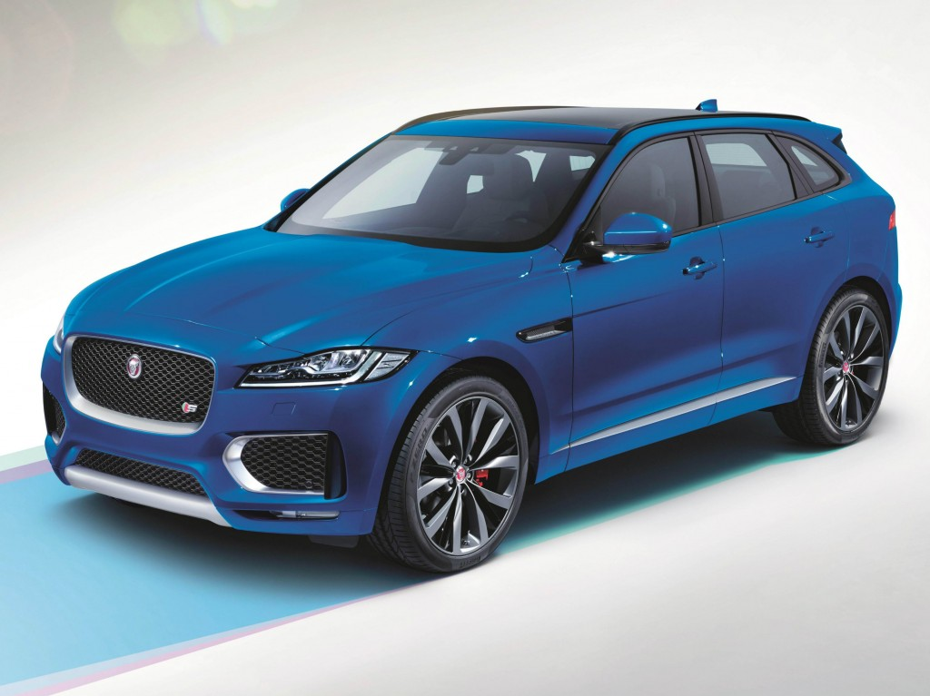 Coming to a showroom near you: the 20 hottest cars of 2016 including the Jaguar F-Pace