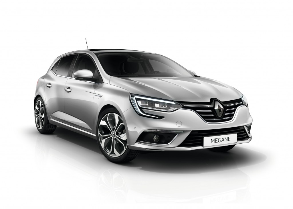 Coming to a showroom near you: the 20 hottest cars of 2016 including the Renault Megane
