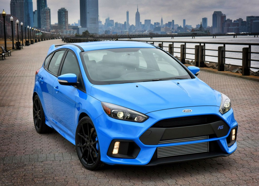 Coming to a showroom near you: the 20 hottest cars of 2016 including the Ford Focus RS