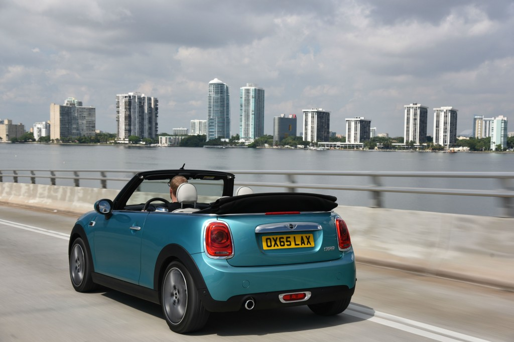 Coming to a showroom near you: the 20 hottest cars of 2016 including the Mini Convertible