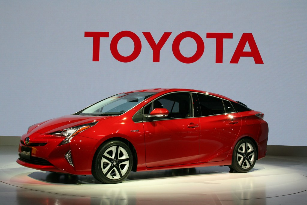 Coming to a showroom near you: the 20 hottest cars of 2016 including the Toyota Prius