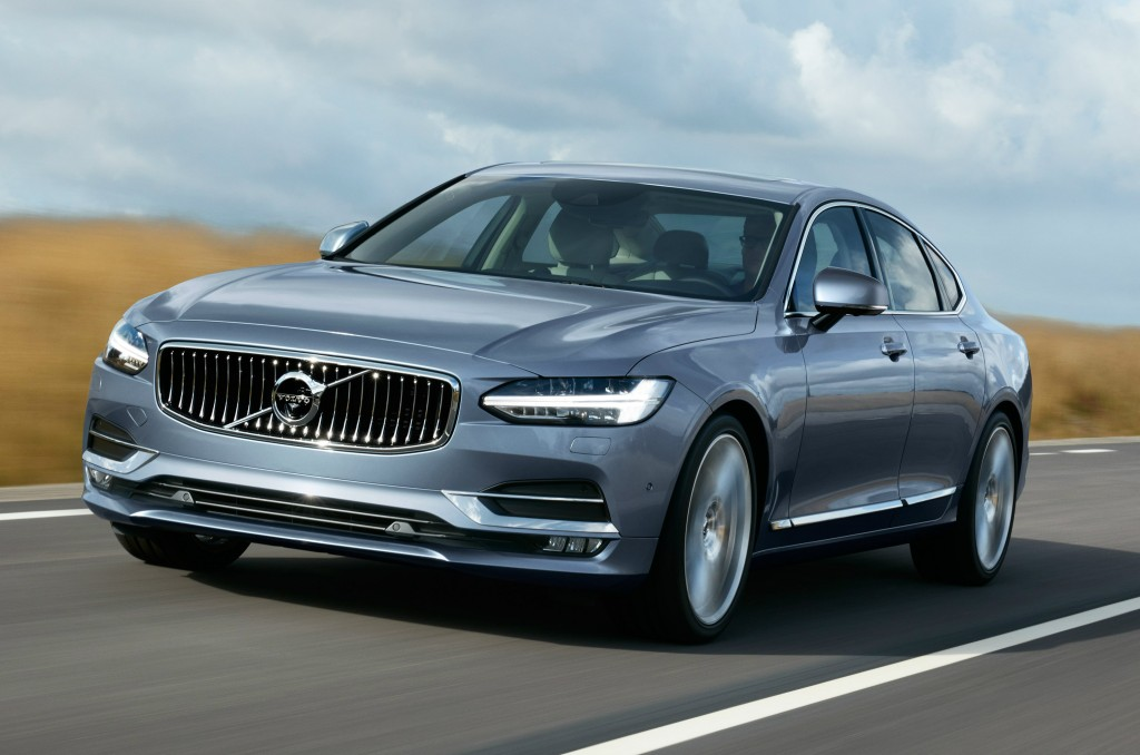 Coming to a showroom near you: the 20 hottest cars of 2016 including the Volvo S90