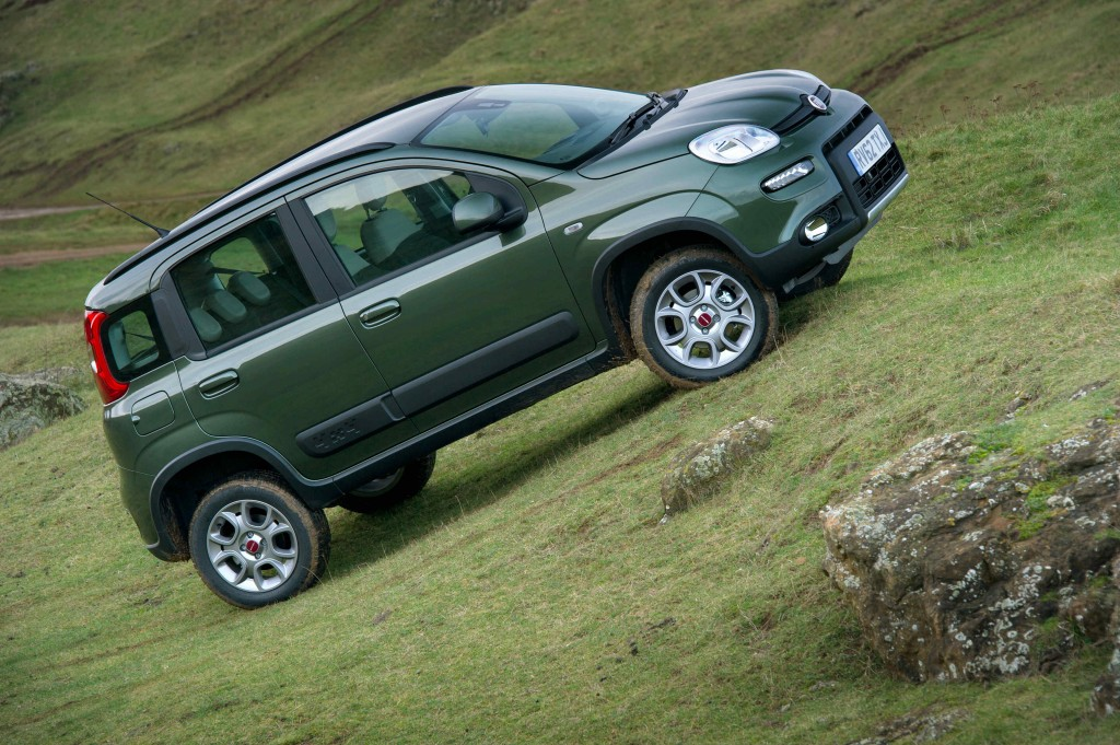 Used car buying guide: Best cars with four-wheel drive, including the Fiat Panda 4x4