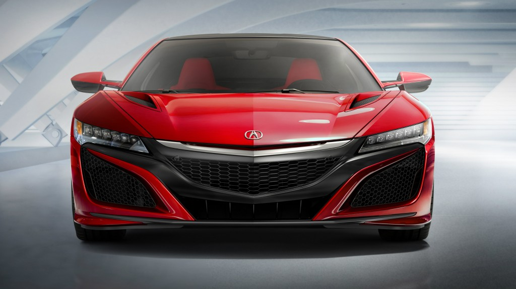 Coming to a showroom near you: the 20 hottest cars of 2016 including the Honda NSX
