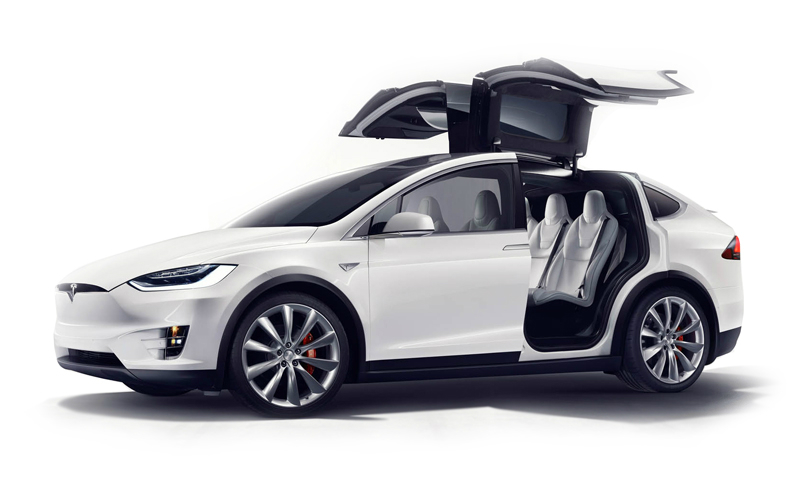 Coming to a showroom near you: the 20 hottest cars of 2016 including the Tesla Model X