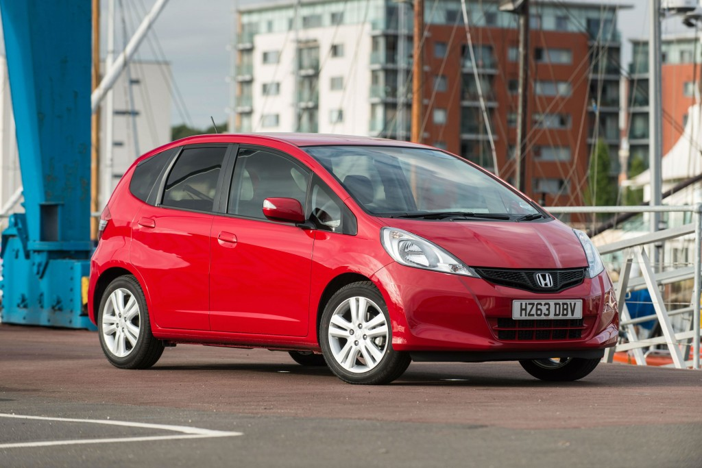 Used car buying guide: £8000 superminis featuring the Honda Jazz
