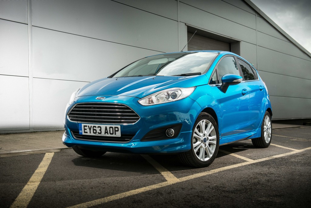 Used car buying guide: £8000 superminis featuring the Ford Fiesta