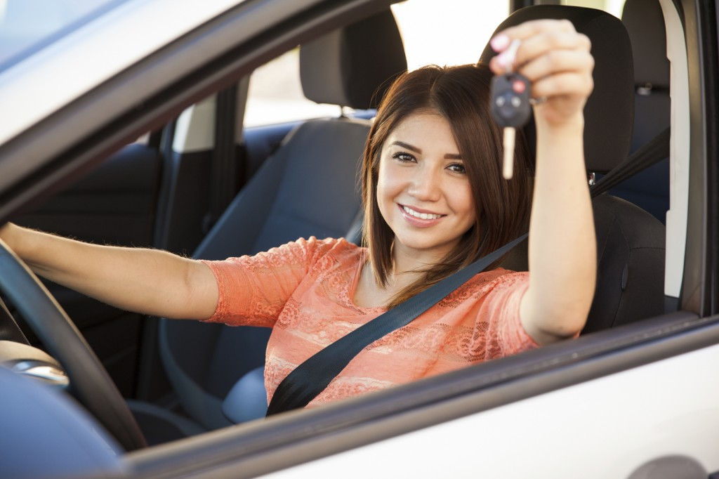 Insuring young drivers
