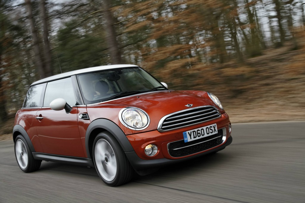 Used car buying guide: £8000 superminis and the Mini One hatchback