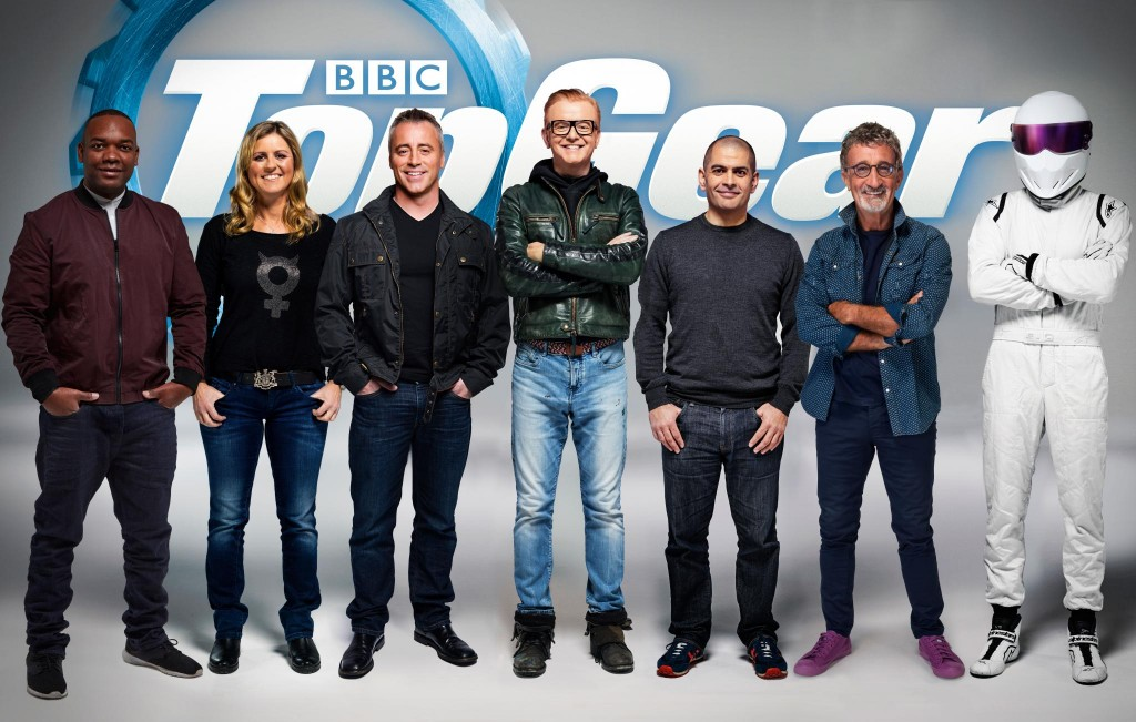 Top Gear's new presenters