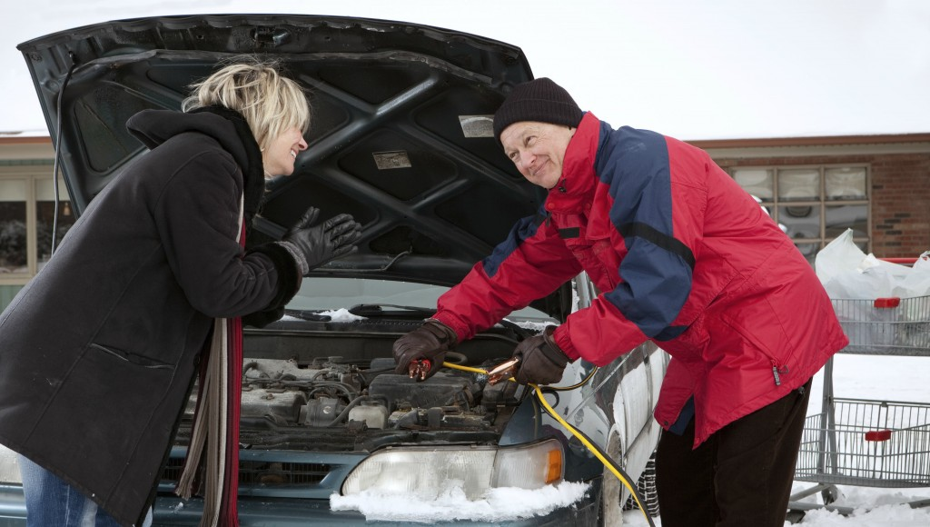 How to charge and care for a car battery
