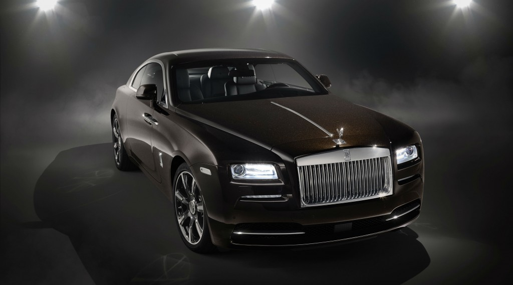 Five of the most expensive car options that are no April Fools joke, including the Rolls-Royce Wraith