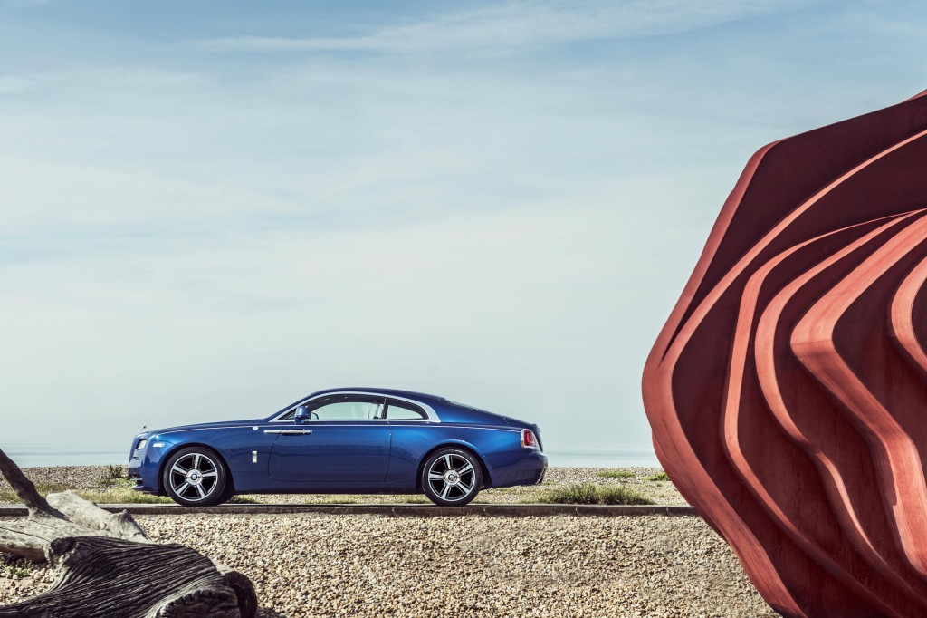 Rolls-Royce Wraith options prices