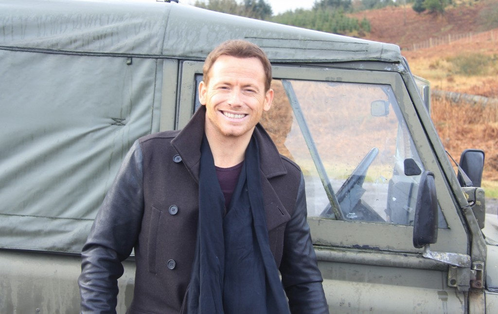 Joe Swash exclusive