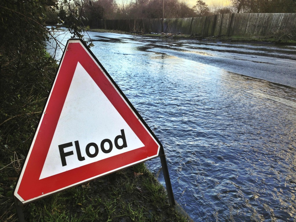 Guide to reporting road faults such as potholes and blocked drains